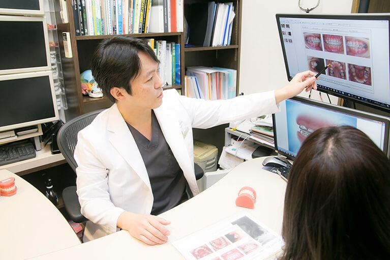 特徴2日本矯正歯科学会認定医・専門医