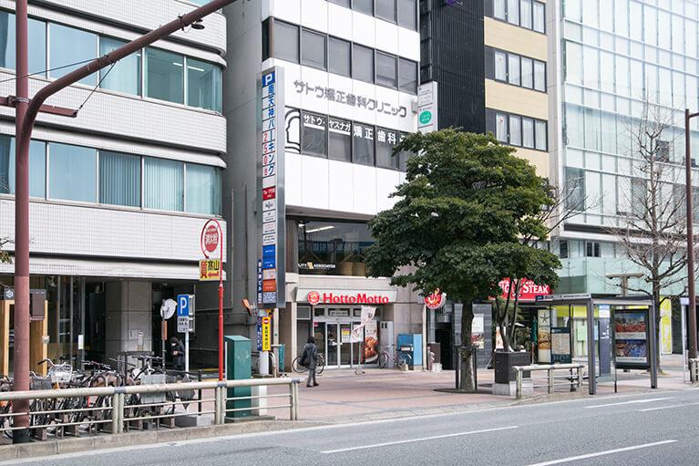 特徴5福岡天神駅から徒歩5分